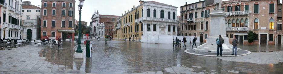 Aqua Alta, Venice
